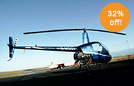 holicopter ride offer